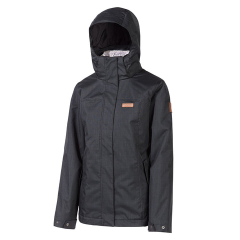 COLUMBIA W MARSHALL PASS IC JKT BLK