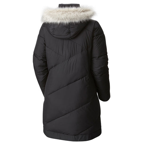 COLUMBIA WOMEN'S SNOW ECLIPSE MID JACKET BLACK
