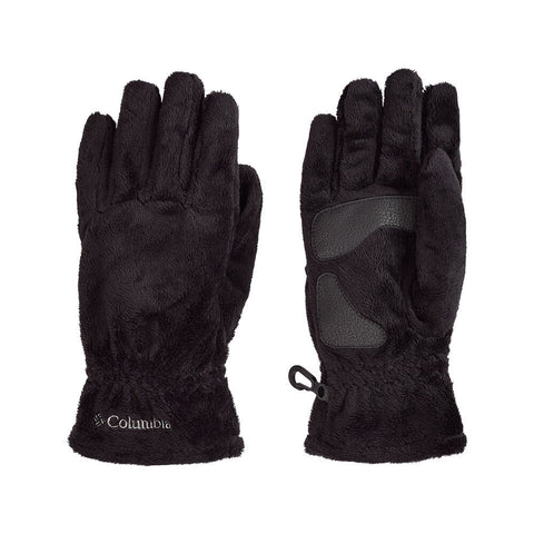 COLUMBIA WOMEN'S PEARL PLUSH GLOVE BLACK