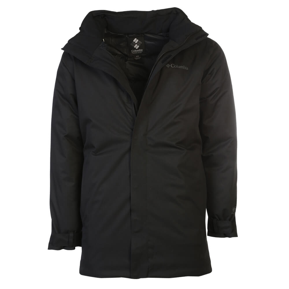 b361d5131a18 COLUMBIA MEN S BLIZZARD FIGHTER INSULATED JACKET BLACK ...