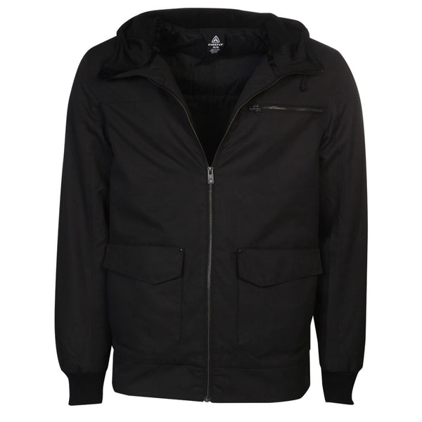 FIREFLY MEN'S CORBETT TRANSITION JACKET CAVIAR – National