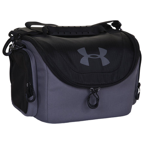 UNDER ARMOUR 12-CAN COOLER BLK/GRAPHITE