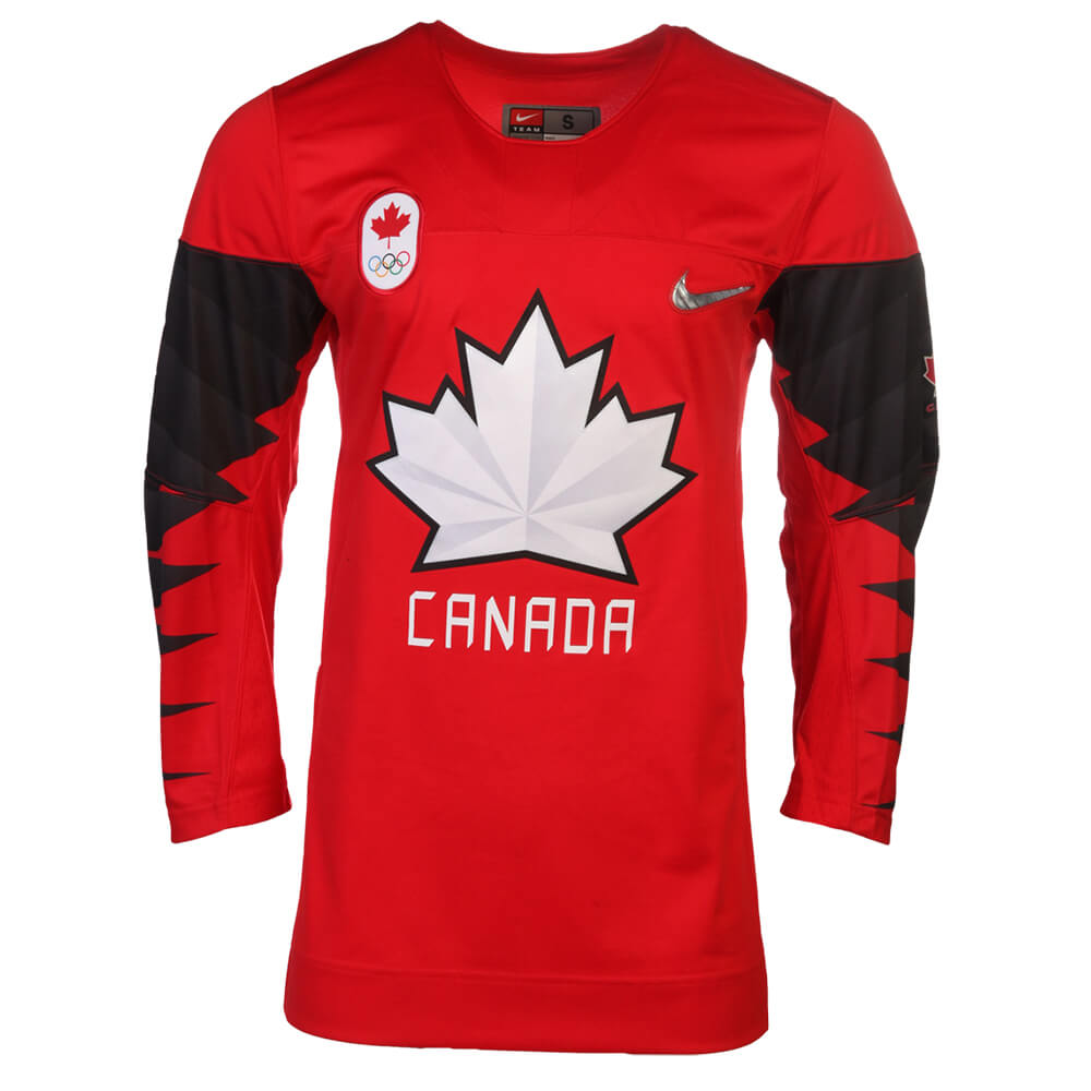 ece99fc3d893 NIKE MEN S TEAM CANADA OLYMPIC JERSEY RED – National Sports