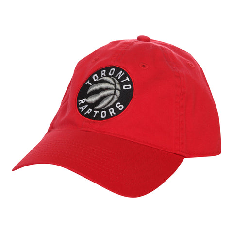 ADIDAS TORONTO RAPTORS BASIC SLOUCH HAT RED