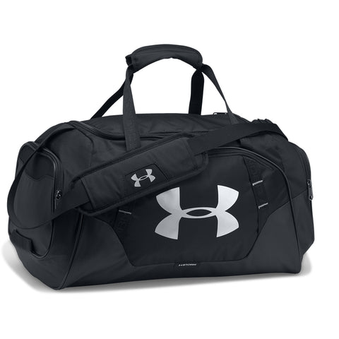 UNDER ARMOUR UNDENIABLE DUFFLE 3.0 SMALL BLACK