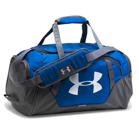UNDER ARMOUR UNDENIABLE DUFFLE 3.0 SMALL ROYAL/GRAPHITE