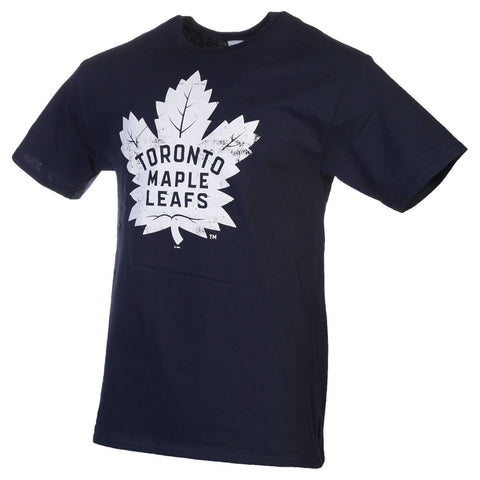 GIII MEN'S TORONTO MAPLE LEAFS LOGO TOP BLUE