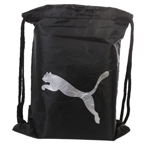 PUMA EVERCAT CHARGE CARRYSAK BLACK/SILVER