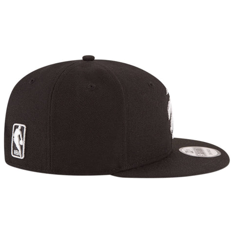 NEW ERA MEN'S TORONTO RAPTORS 950 BASIC CAP BLACK