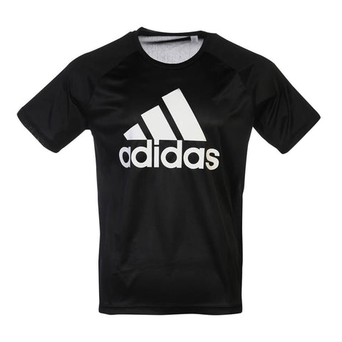 ADIDAS MEN'S D2M TOP BLACK