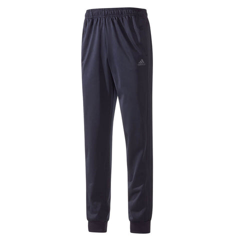 ADIDAS MEN'S TAPERED TRICOT PANT BLACK