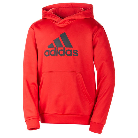 ADIDAS CANADA B GEAR UP HOODY RED