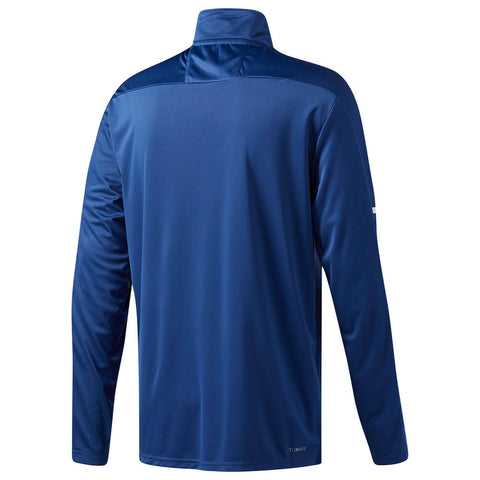 ADIDAS MEN'S TORONTO MAPLE LEAFS AUTHENTIC  PRO 1/4 ZIP TOP