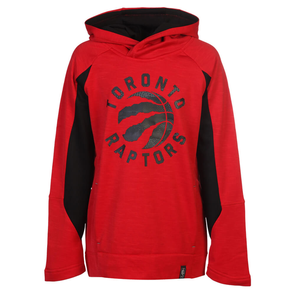 73da60846331 OUTERSTUFF BOYS  TORONTO RAPTORS DUNK SHOT HOODY RED – National Sports