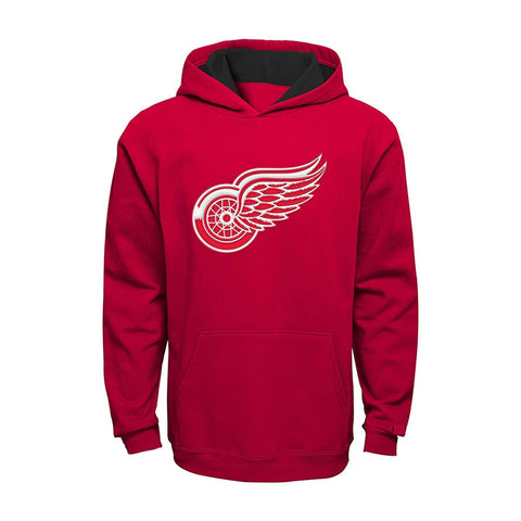 daed65c12 OUTERSTUFF YOUTH DETROIT RED WINGS PRIME HOODY RED