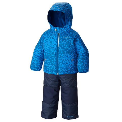 COLUMBIA TODDLER FROSTY SLOPE SET MARINE 2015
