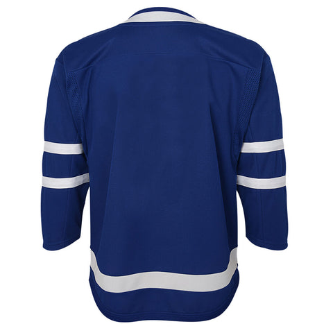 OUTERSTUFF 4-7 TORONTO MAPLE LEAFS REPLICA HOME JERSEY BLUE