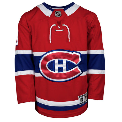 OUTERSTUFF Y PRICE CANADIENS PREM HOME JERSEY