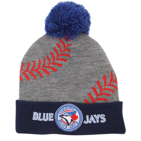 GERTEX BOY'S TORONTO BLUE JAYS KNIT TOQUE
