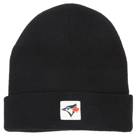 GERTEX MEN'S TORONTO BLUE JAYS FLAT KNIT BEANIE