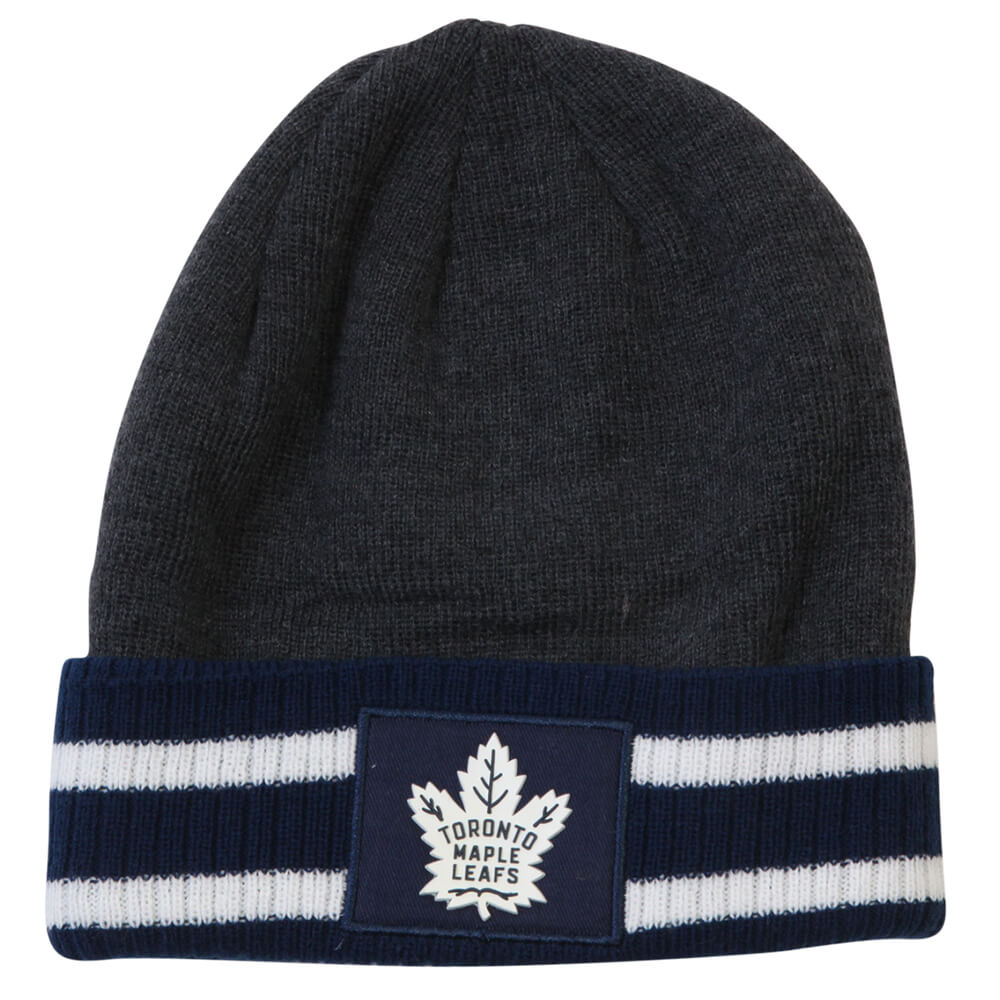 01c31734785 GERTEX MEN S TORONTO MAPLE LEAFS BEANIE TOQUE