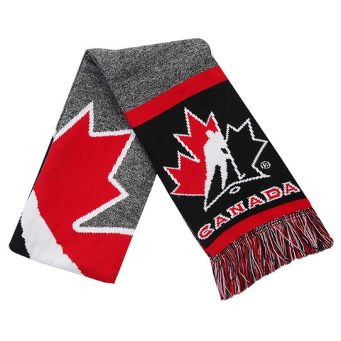 GERTEX MEN'S TEAM CANADA BLOCK LOGO FAN SCARF