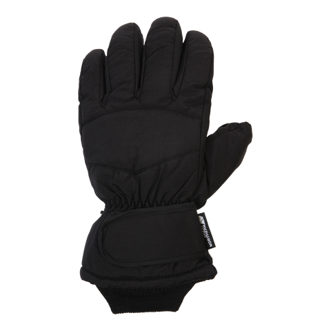 GREAT NORTHERN Y GLOVE L/XL BLK