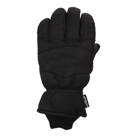 GREAT NORTHERN MEN'S XLARGE GLOVE BLACK