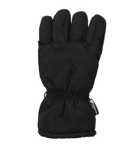 GREAT NORTHERN WOMEN'S MEDIUM GLOVE BLACK