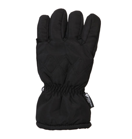 GREAT NORTHERN WOMEN'S LARGE GLOVE BLACK