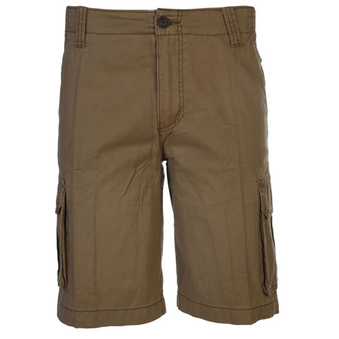 NORM SMILEY SALES MEN'S REAN CARGO SHORT KHAKI