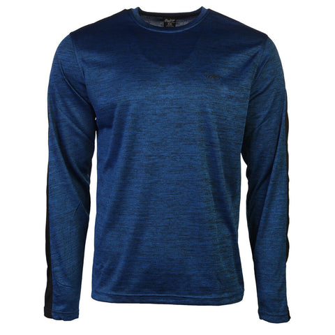 RAWLINGS MEN'S LONG SLEEVE TOP VICTORIA BLUE