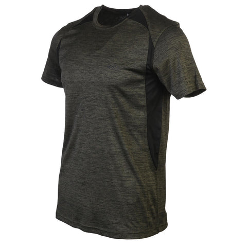 RAWLINGS MEN'S SHORT SLEEVE TOP OLIVE