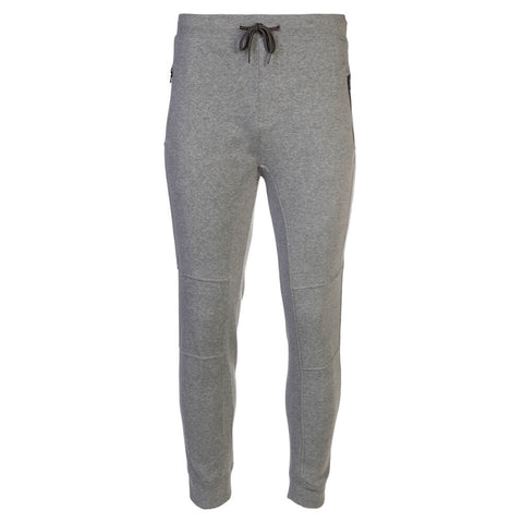 BURNSIDE MEN'S FLEECE JOGGER GREY