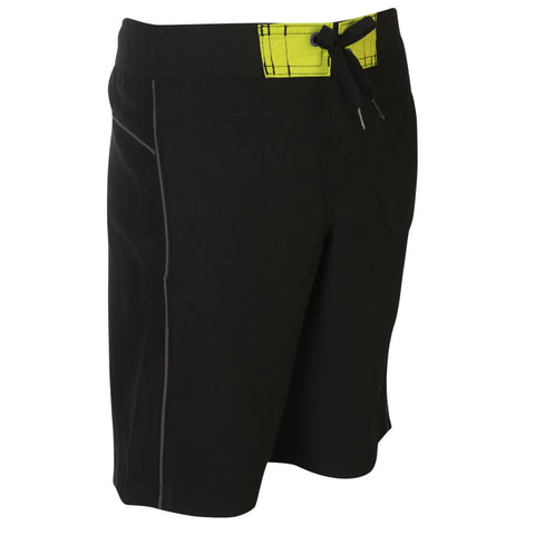 RIPZONE BOYS JESS SOLID TRUNK BLACK