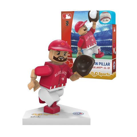 OYO SPORTS JAYS KEVIN PILLAR RED JERSEY