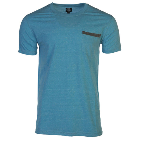 BODY GLOVE MEN'S JIMMY JAZZ TOP BLUE SNOW