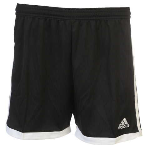 5fba553a08 ADIDAS WOMEN S TASTIGO 15 KNIT SHORTS BLACK WHITE ...