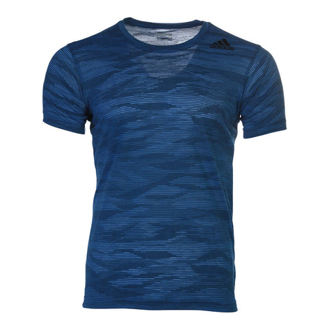 ADIDAS CANADA M FREELIFT AK TEE BLUE