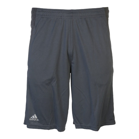 ADIDAS MEN'S AEROKNIT SHORT GREY