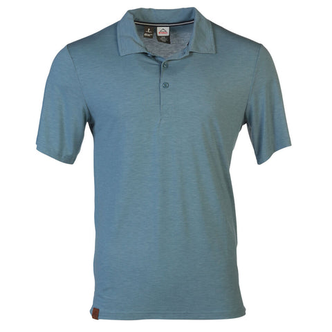 MCKINLEY MEN'S COBDEN POLO BLUE