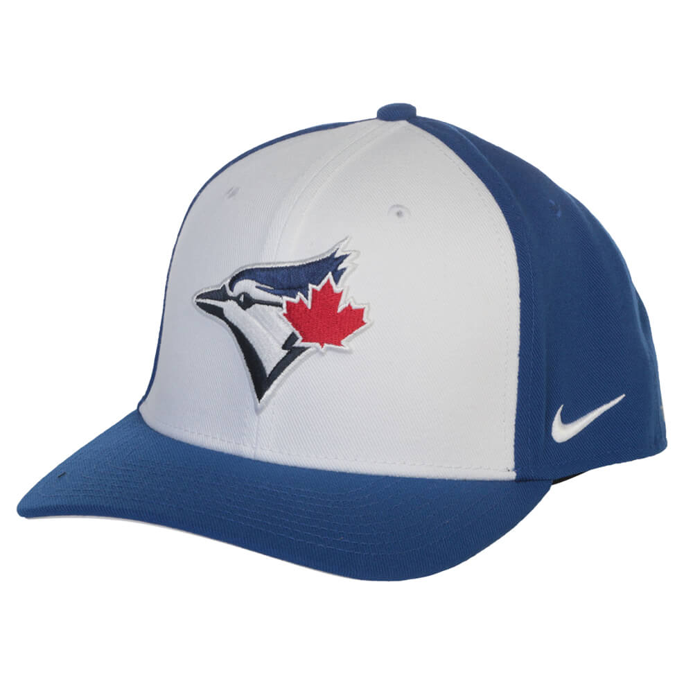 71dcb0a285e97 NIKE MEN S TORONTO BLUE JAYS WOOL CLASSIC CAP – National Sports
