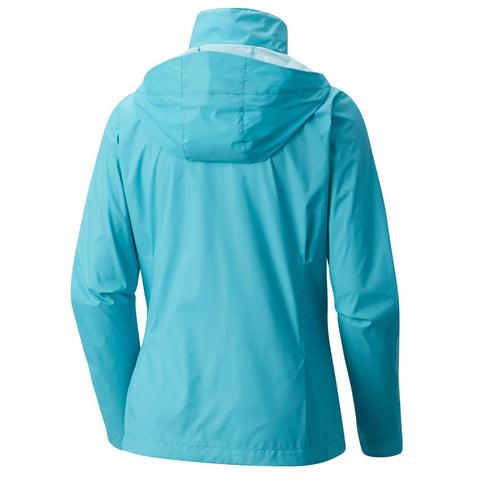 COLUMBIA WOMEN'S SWITCHBACK III JACKET GEYSER