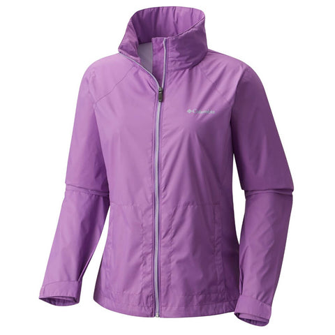 COLUMBIA WOMEN'S SWITCHBACK III JACKET CROWN JEWEL