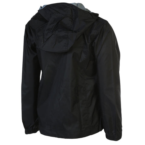 COLUMBIA BOYS' NO RAIN NO GAIN JACKET BLACK