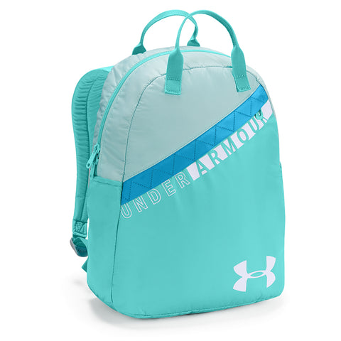 UNDER ARMOUR GIRLS FAVORITE BACKPACK 3.0 TROPICAL TIDE