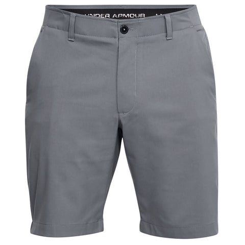 UNDER ARMOUR MEN'S TAKEOVER GOLF SHORT ZINC GREY