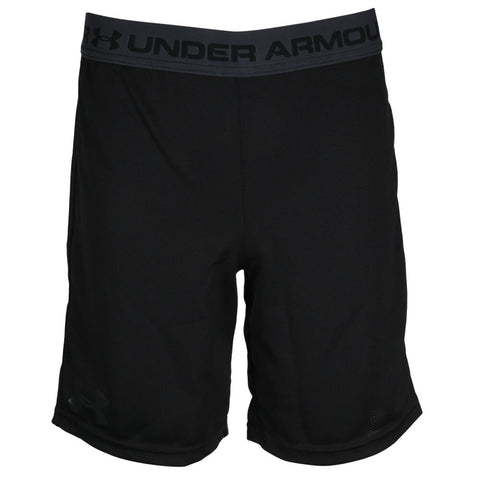 UNDER ARMOUR BOYS TECH PROTOTYPE SHORT 2.0 BLACK