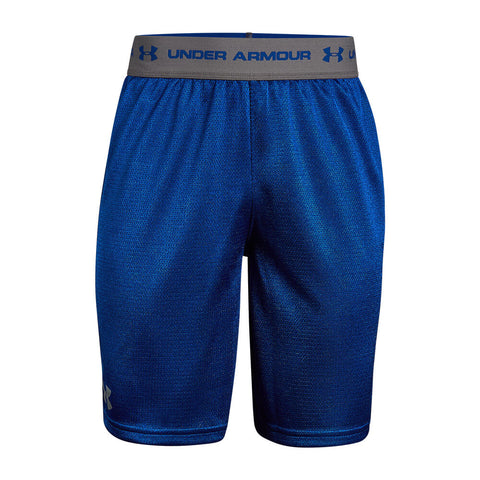 UNDER ARMOUR BOYS TECH PROTOTYPE SHORT 2.0 ROYAL