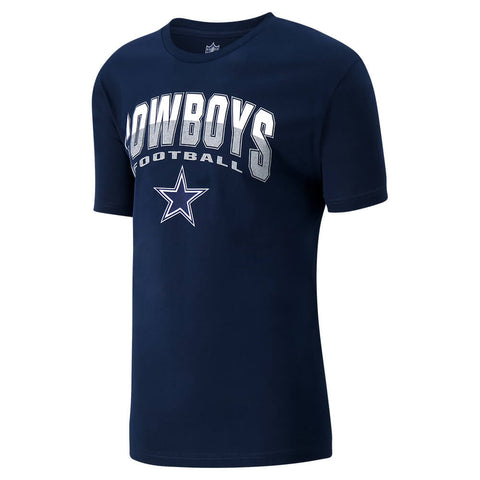 GIII MEN'S DALLAS COWBOYS FOOTBALL SHORT SLEEVE TOP